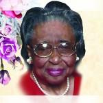 Henrietta M. Burston