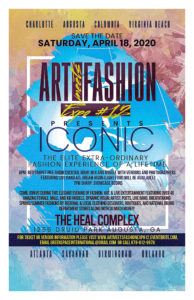 Greenspace Art&Fashion Icon Flyer2 11X17